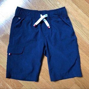 Tommy Hilfiger navy blue swim trunks